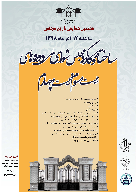 همایش ملی تاریخ مجلس