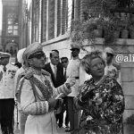 بازدید ملکه یولیانا و خانوادۀ سلطنتی هلند از ایران